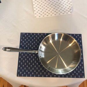 """All-Clad 10.5"""" (25.5cm) skillet / fry pan / sauté"""